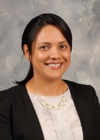 Portrait of Dr. Dominga Elizabeth Canales Medina