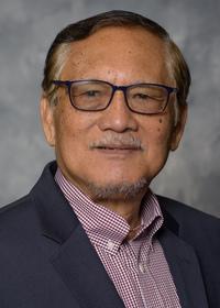 Portrait of Dr. Ben Posadas